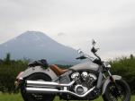 富士山こどもの国にて