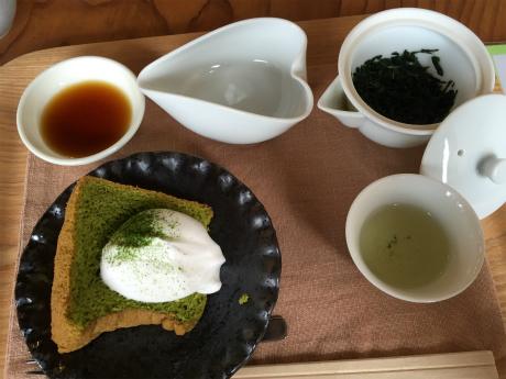 綾茶カフェ