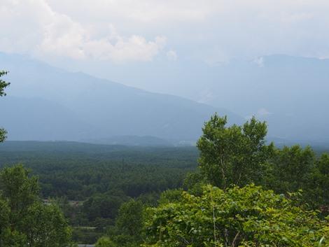 八ヶ岳の山~