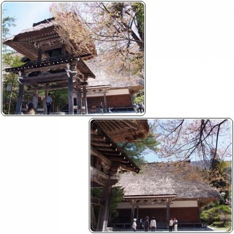かやぶきのお寺