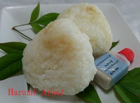 HM焼き魚塩のおむすび
