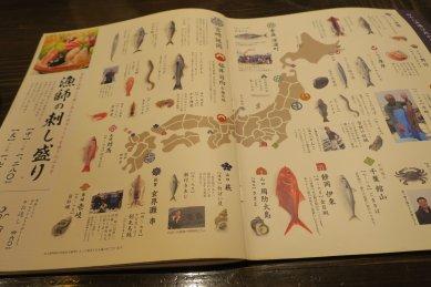 魚の仕入れ地