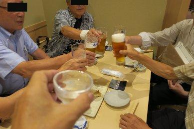 乾杯(6人)