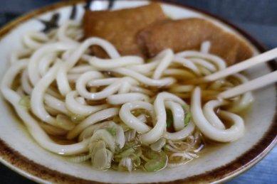 麺と関西風出汁