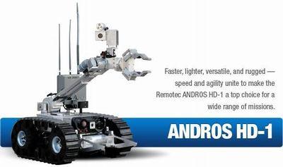 HD1アンドロス