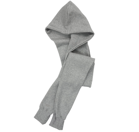 MGJ-AC13 HOODIE STOLE GREY_R