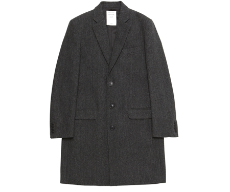 MGJ-OT01 CLASSIC CHESTERFIELD COAT HERRINGBONE_R