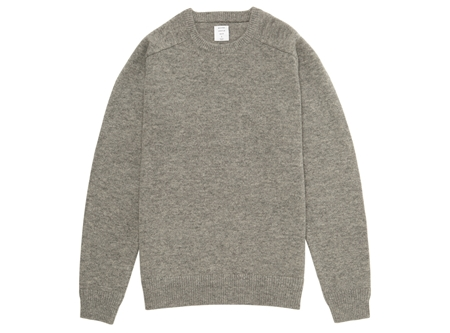 MGJ-KN01 CREW NECK KNIT GREY_R