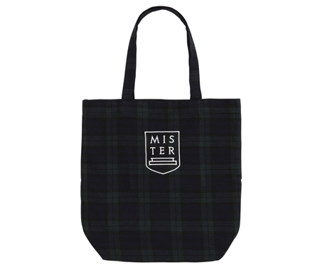 MGJ-AC19 EMBLEM TOTE BLACKWATCH_R