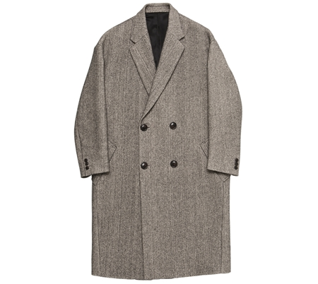 MGJ-OT03 CHESTERFIELD COAT MIX GREY_R