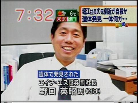 HIDEAKI NOGUCHI
