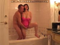 熟女動画 おっとりした感じの巨乳の五十路の熟女さんのセックスがまったり濃厚でエロい