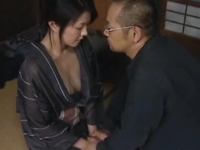 ヘンリー塚本 円城ひとみ 貧しい家に嫁いだ巨乳の嫁が金のために他の男に抱かれる