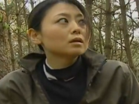ヘンリー塚本 ジョギング中にトイレがしたくなって林に隠れてしていると男が現れちんこを挿入される女