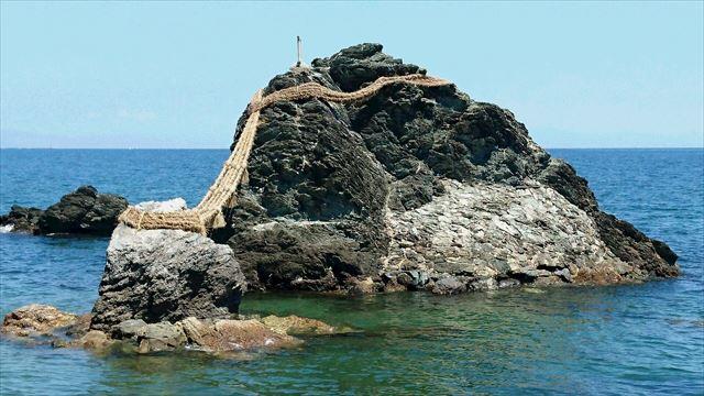 夫婦岩 8