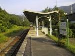 岩泉駅ホーム3