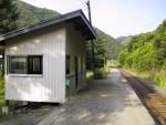 岩手大川駅ホーム1