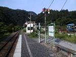 浅内駅ホーム1