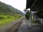 岩手和井内駅ホーム1