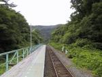 大志田駅ホーム1