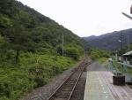 大志田駅ホーム2