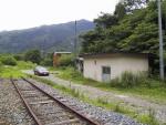 大志田駅からの眺め
