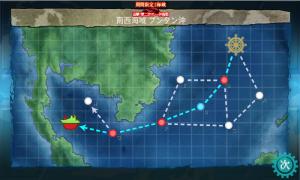 2016夏イベE-1突破
