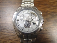 CITIZEN 腕時計 クロノグラフ AT3000-59A