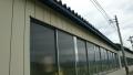 屋根鳥害防止プレート4