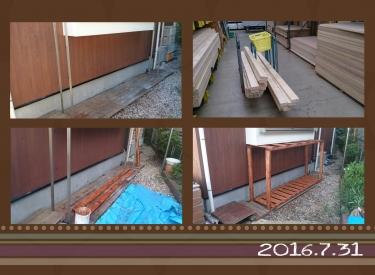 201600731薪棚作り
