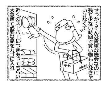 羊の国のラブラドール絵日記シニア!!「日本旅行記きなこさんとクロエちゃん」2