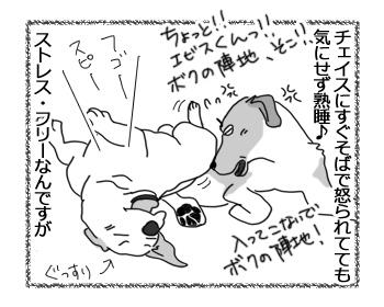 羊の国のラブラドール絵日記シニア!!「ストレス・フリーと・・・?」3