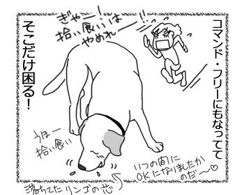 羊の国のラブラドール絵日記シニア!!「ストレス・フリーと・・・?」4