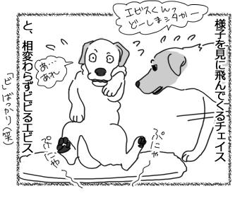 羊の国のラブラドール絵日記シニア!!「なんて聞こえるの!?」3
