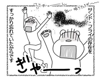 羊の国のラブラドール絵日記シニア!!「ゴーゴーウェスト!」4b