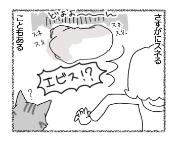 羊の国のラブラドール絵日記シニア!!「さすがベテラン」2