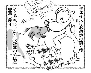 羊の国のラブラドール絵日記シニア!!「そんなお年頃」1