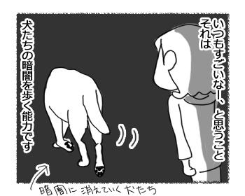羊の国のラブラドール絵日記シニア!!「犬たちの勝ち!」1
