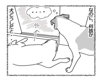 羊の国のラブラドール絵日記シニア!!「その差はおおき差?」2