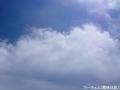 久しぶりの雲1