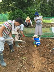 ほりもと農園2016_S様ご家族
