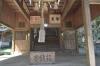 宇田姫社拝殿