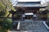 廣瀬神社神門
