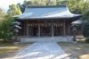 廣瀬神社拝殿