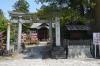 市神神社入口