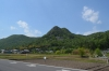 赤神山と太郎坊宮
