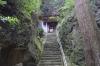 神内神社石段