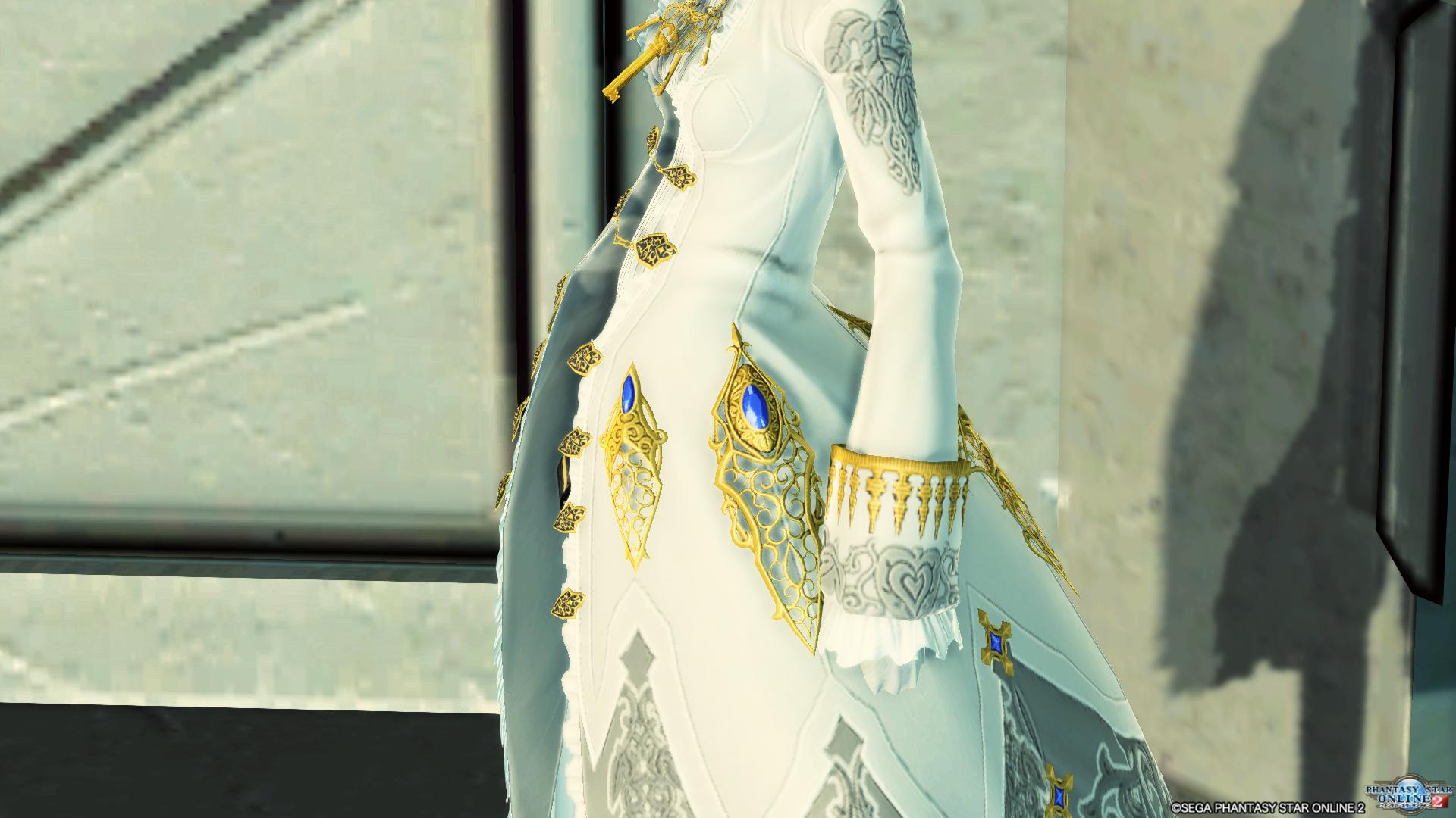 フォージドレス 袖