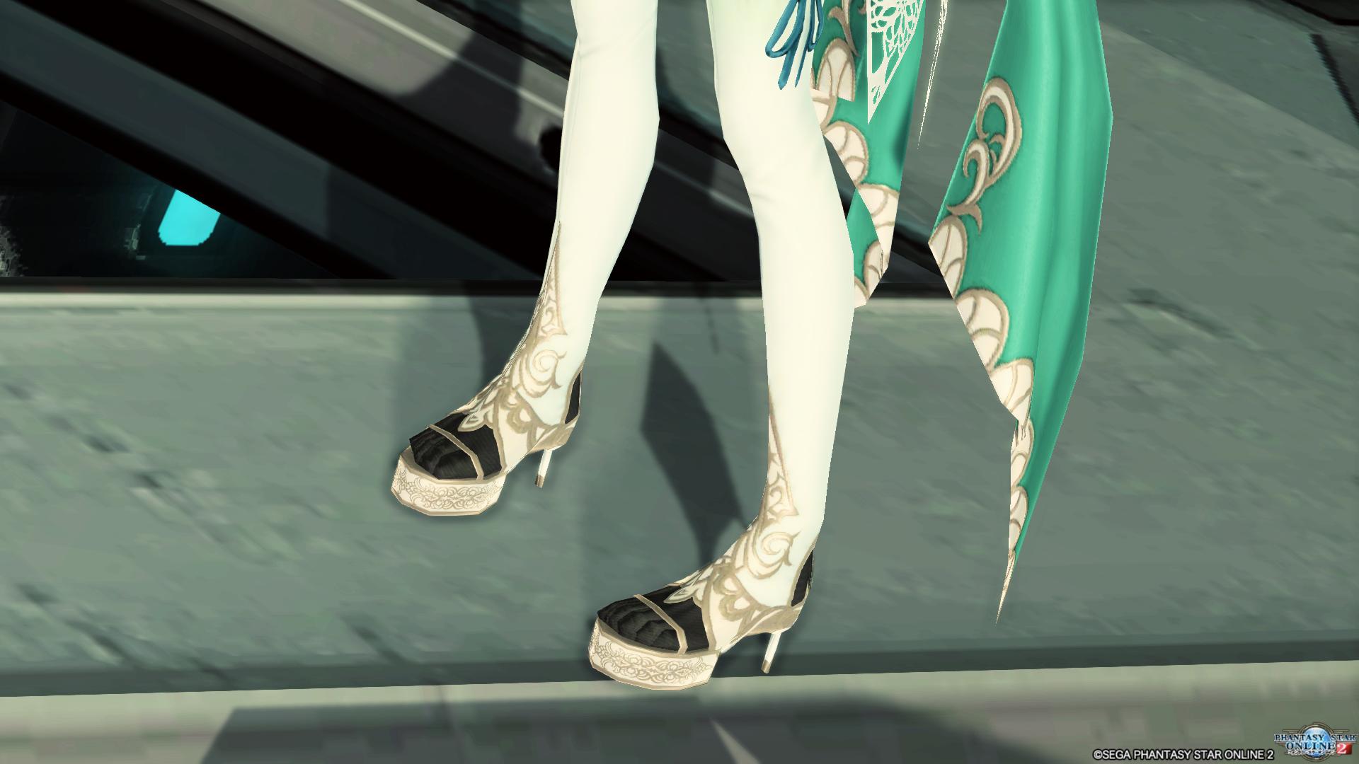 メルレットカリーナ 靴