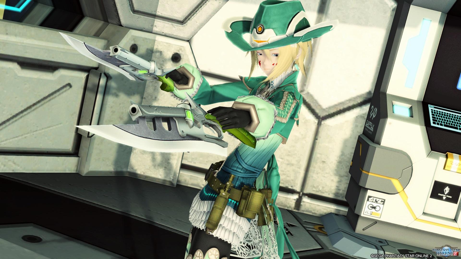メルレットカリーナ *フィーの双銃剣3